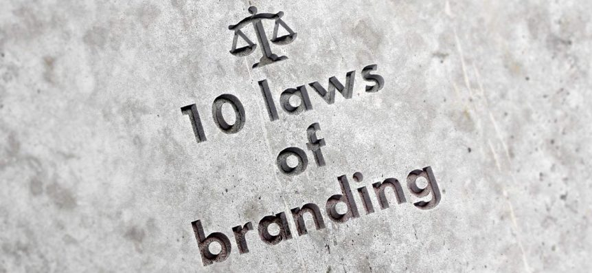 10 laws of branding