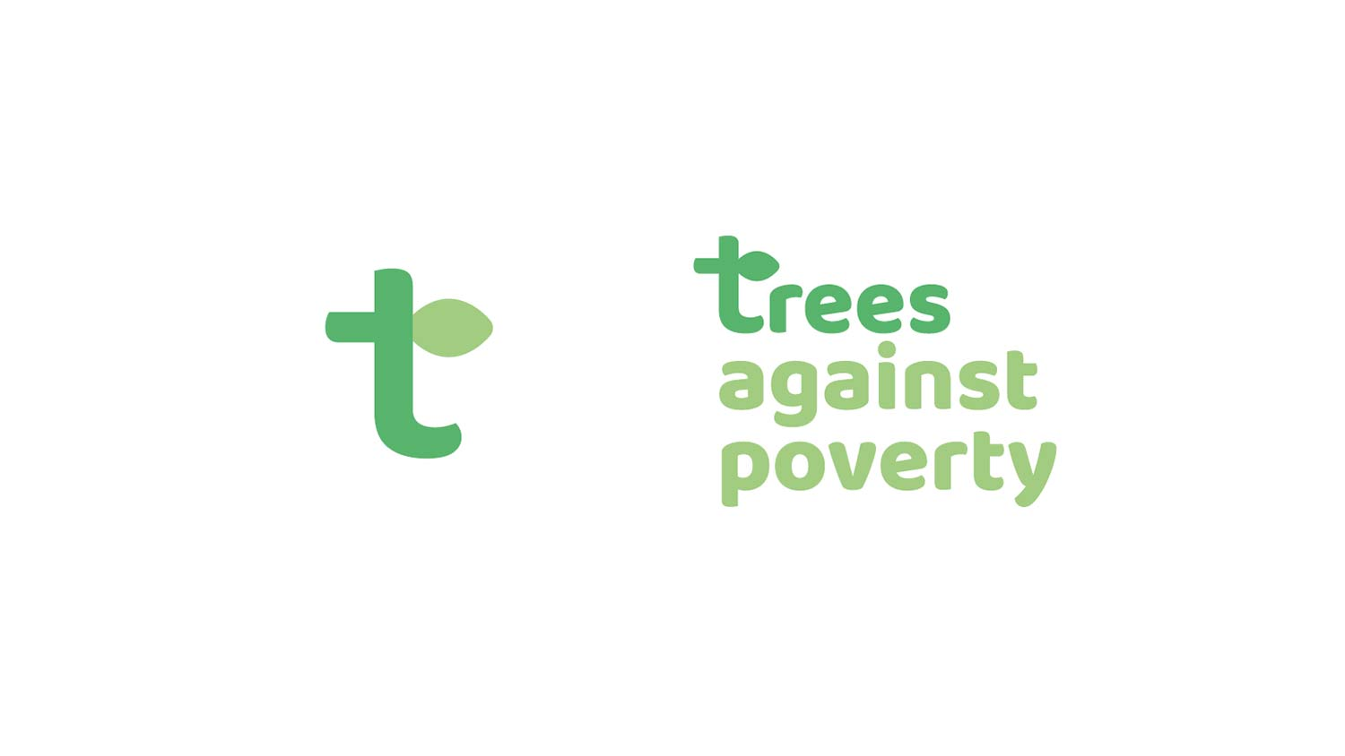 Trees against poverty Logo